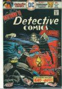 Vampiri batman detective comics