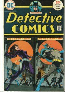 Catwoman dc comics benzi desenate batman