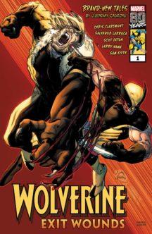 Wolverine exit wounds benzi desenate noi