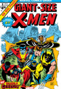 Giant size x-men 1 wolverine banda desenata comics marvel