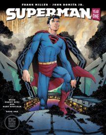 Superman Year One Dc Comics benzi desenate noi