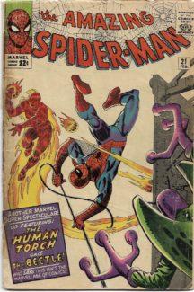 Amazing Spider-man vechi marvel benzi desenate de vanzare