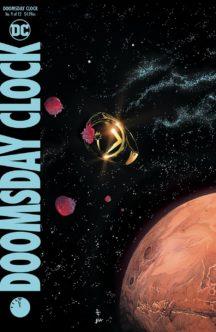 Doomsday Clock 9 dc comics bucuresti romania de vanzare