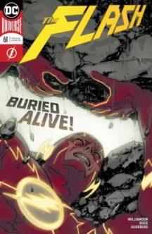 Flash mini serie dc comics noi