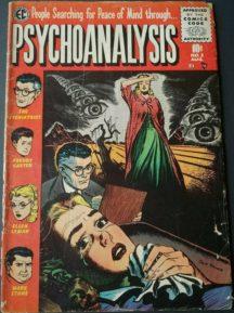 Benzi desenate foarte vechi gold age psihanaliza