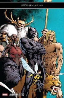 avengers benzi desenate noi marvel war realms