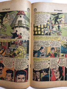 Batman joker cover benzi desenate vechi dc comics
