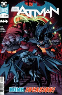 Batman dc comics king benzi desenate noi