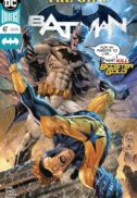 Batman dc comics benzi desenate noi booster gold