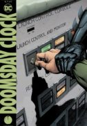 Doomsday Clock dc comics benzi desenate noi rorscharch