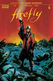 Firefly benzi desenate noi boom studios