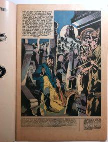 House of Secrets prima aparitie swamp thing benzi comics vechi