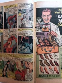 Amazing Spider-Man gwen stacy octopus master planner prime aparitii
