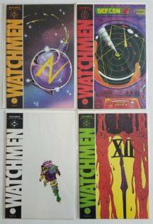 Watchmen serie completa dc comics alan moore primele printuri