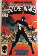 secret wars black costume venom marvel