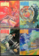 Science fiction magazines pulp vechi engleza dell comics