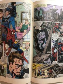 Carnage origine prima aparitie amazing spider-man marvel