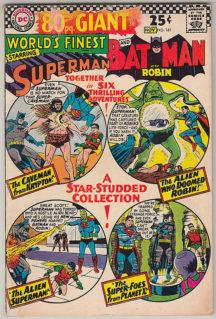World's Finest Comics dc comics benzi batman superman