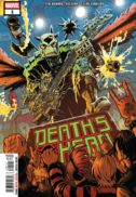 Marvel Death's head benzi desenate noi