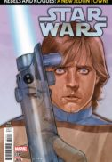 Star Wars luke skywalker marvel benzi desenate noi
