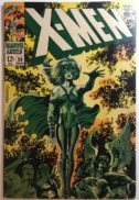 X-Men 50 Jim Steranko Magneto originea X-Men