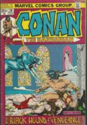 Conan barbarul barbarian marvel benzi desenate