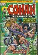 Conan barbarul 32 benzi marvel desenate comics