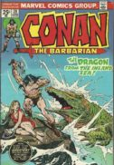 Conan Barbarul the Barbarian carte benzi desenate vechi