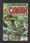 Conan crocodili bataie barbarian marvel