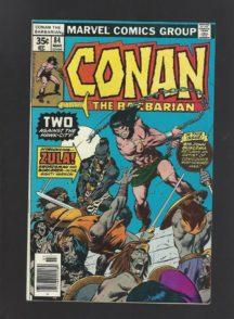 Conan zula benzi desenate comics marvel vechi vintage