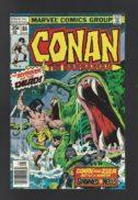 Conan comics marvel vintage in Romania de vanzare