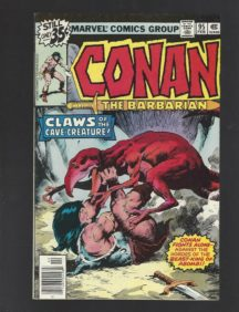 Conan claws barbarul marvel comics vanzare cumparare bucuresti