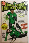 John Stewart green lantern dc comics key issue