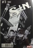 Operation SIN 1 cover varianta marvel