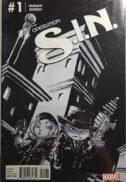 Operation SIN 1 cover varianta marvel