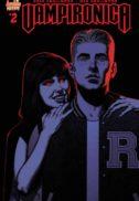Vampironica vampirella archie horror comics benzi noi