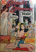 Wonder Woman benzi desenate vechi