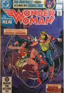 Wonder woman benzi dc comics vechi