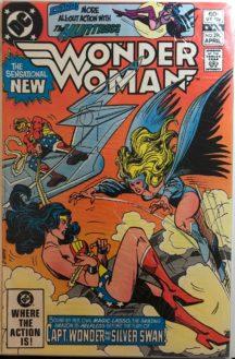 Wonder woman benzi vechi dc comics bucuresti