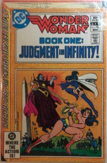 Wonder woman benzi dc comics vechi bucuresti