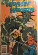 Wonder Woman benzi desenate vechi comics dc