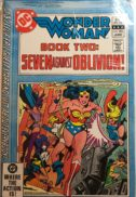 Wonder Woman benzi dc comics vechi romania