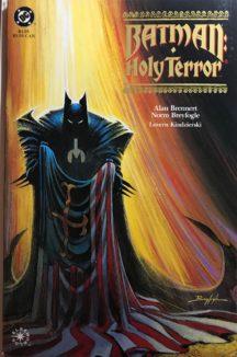 Batman Holy Terror benzi desenate vechi album volum batman bucuresti