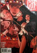 Catwoman adam hughes zatanna benzi vechi noi