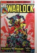 Warlock 10 origine thanos benzi desenate comics marvel