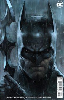 Batmans grave variant