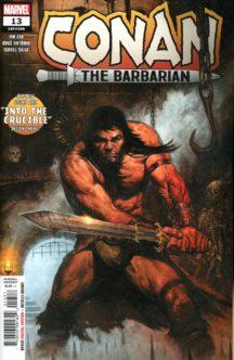 Conan barbarian benzi noi marvel comics