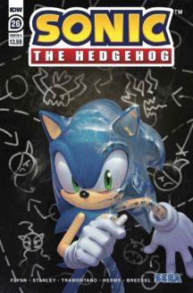 Sonic the hedgehog comics benzi desenate new noi