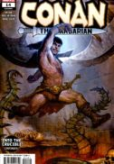 Conan barbarian comics marvel benzi desenate