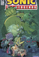 sonic the hedgehog idw benzi desenate comics